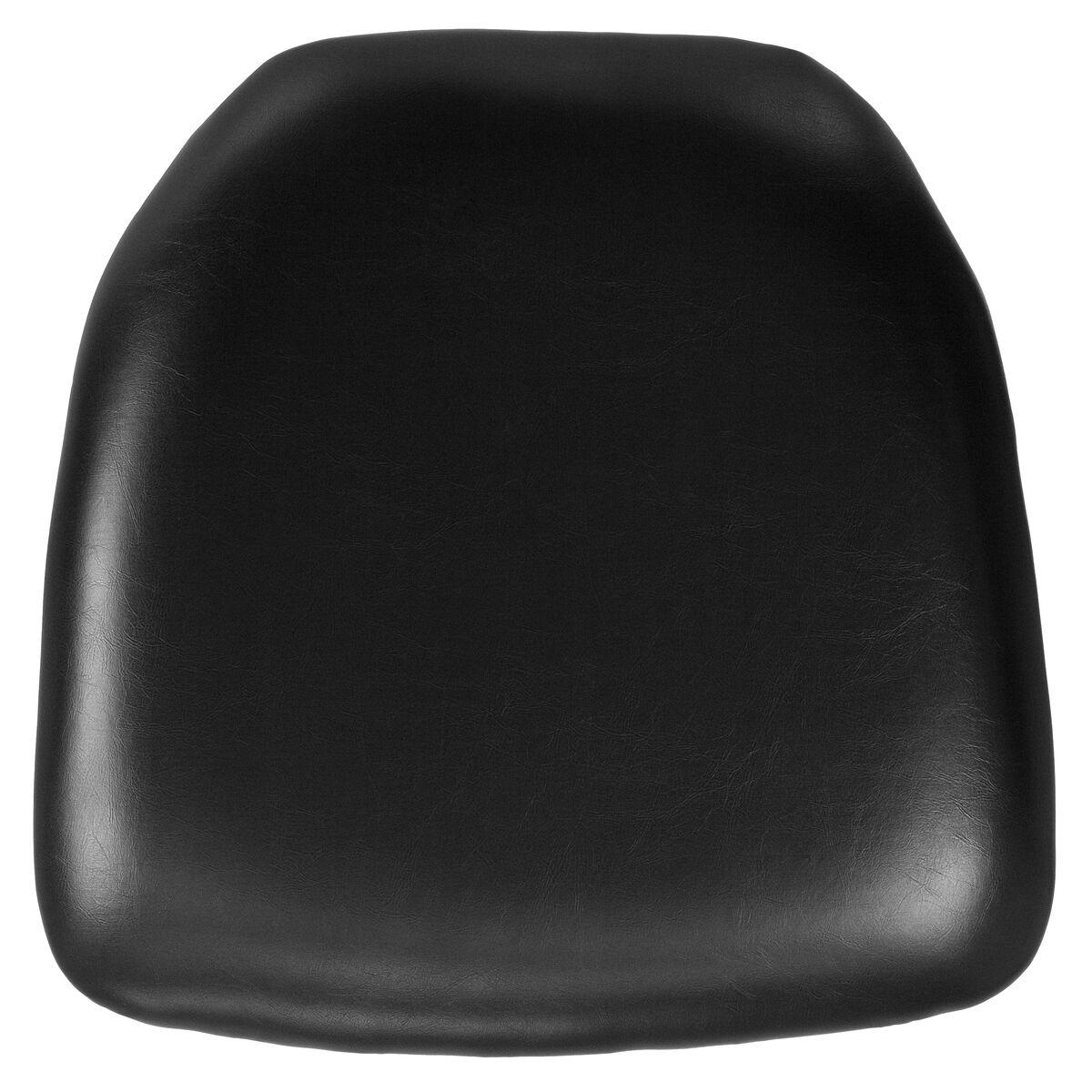 black vinyl cushion bh bk hard vyl gg bizchair com