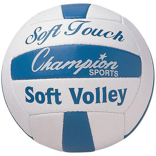 Our Soft-Touch Volleyball is on sale now.