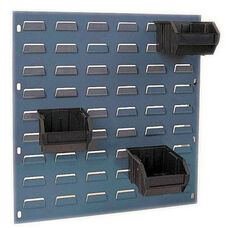 Conductive Louvered Panel