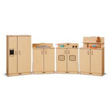 MapleWave 4 Piece Kitchen Set