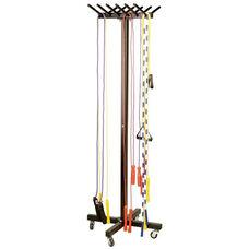 Portable Jump Rope Cart