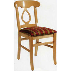 1890 Side Chair with Upholstered Seat - Grade 1