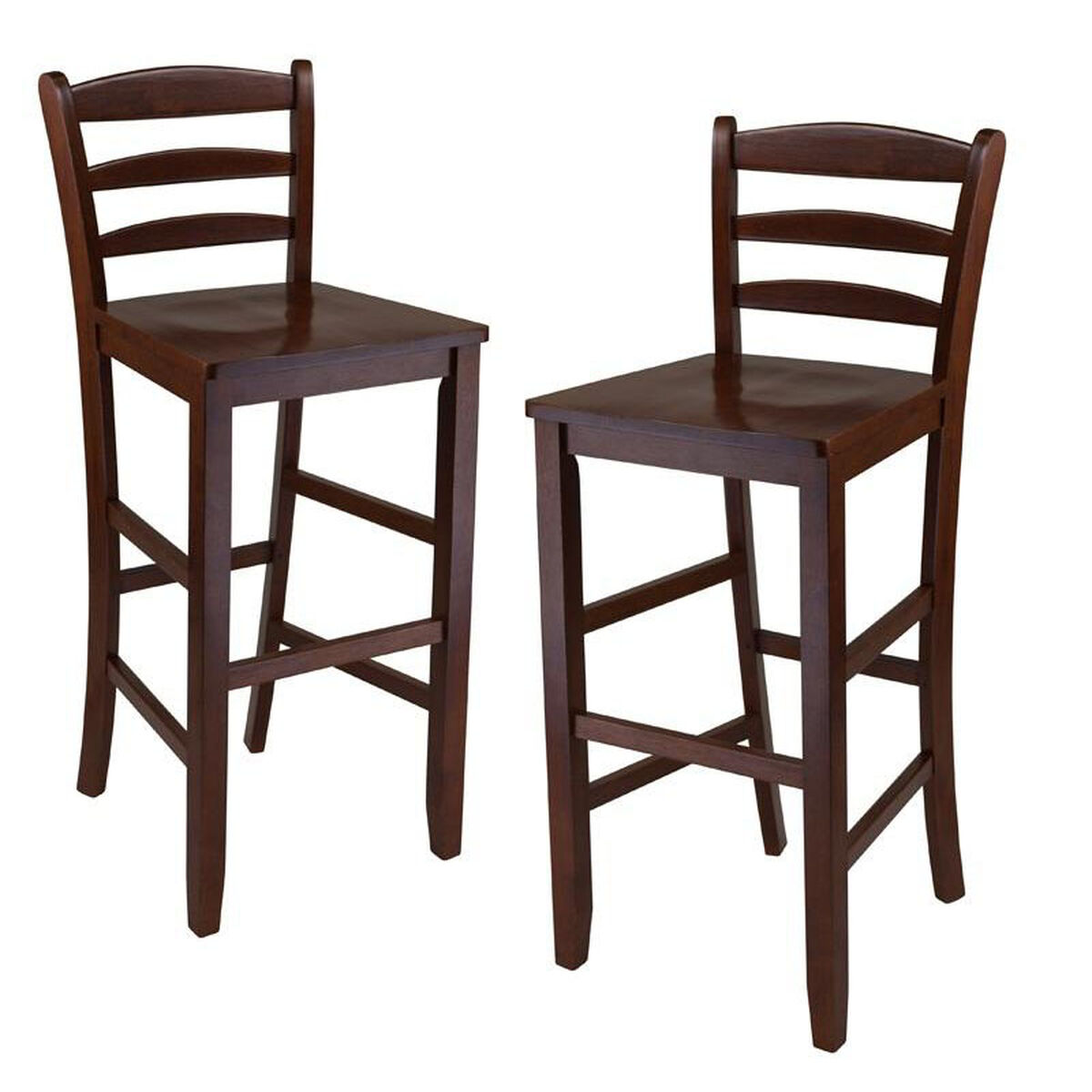 Our Ladder Back Bar Stools Set Of 2 Is On Now
