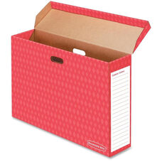 Fellowes Bankers Box Bulletin Board Storage Boxes