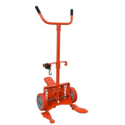 Knock Down Truck For Poly Drums With Polyurethane Wheels