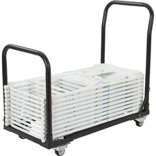 Work Smart Steel Stacking Dolly for RC88 Chairs