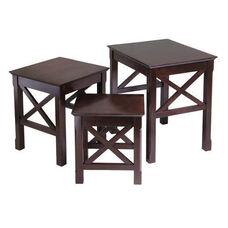 Xola 3-Pc Nesting Table