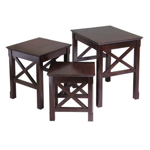 Our Xola 3-Pc Nesting Table is on sale now.