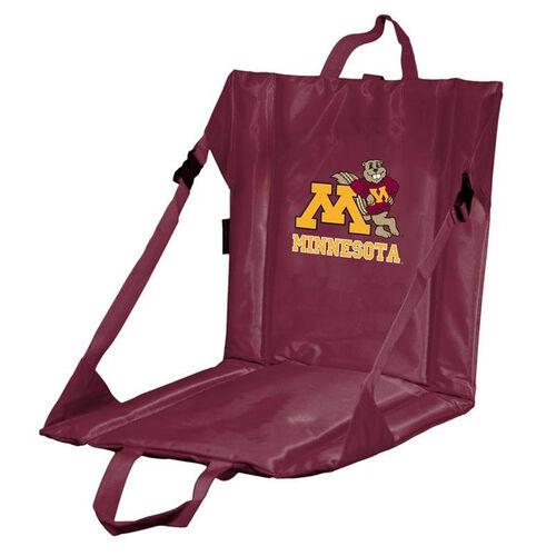 Our University of Minnesota Team Logo Bi-Fold Stadium Seat is on sale now.