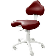 EG-9200 Series - Operator Stool with Stitched Upholstery