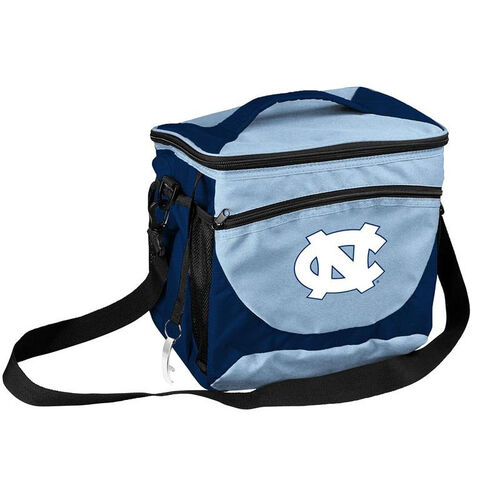 Our University of North Carolina Team Logo 24 Can Cooler is on sale now.
