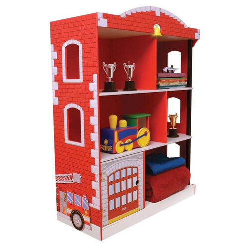 Our Firefighter Series Wooden Firehouse 38