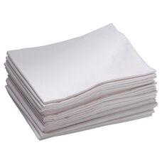 65/35 Cotton and Polyester Blend Standard Cot Sheets - 48