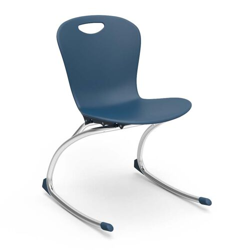 Our Quick Ship ZUMA Series Rocker Chair with 18