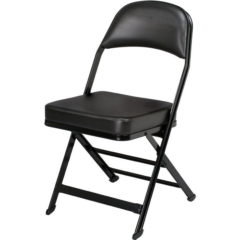 ... Our 3000 Series Vinyl Upholstered Seat and Back Folding Chair with B Back Style is on  sc 1 st  Bizchair.com & Vinyl Upholstered Folding Chair 3400B-VINYL | Bizchair.com