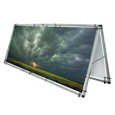 Monsoon Double Sided Billboard