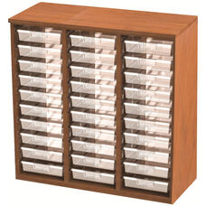 30 Tote Tray Storage Solution (19