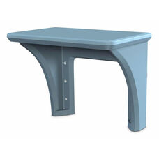 Endurance Rotationally Molded Desk 2.0 - Blue Gray