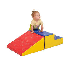 SoftZone® Bright Colors Against the Wall Little Me Beginners Climb and Slide