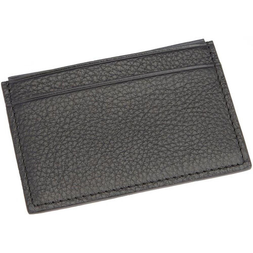 Our RFID Blocking Credit Card Wallet - Boston Leather - Black is on sale now.