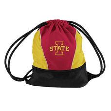 Iowa State University Team Logo Spring Drawstring Backsack