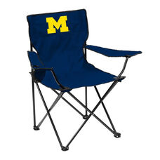 University of Michigan Team Logo Folding Quad Chair