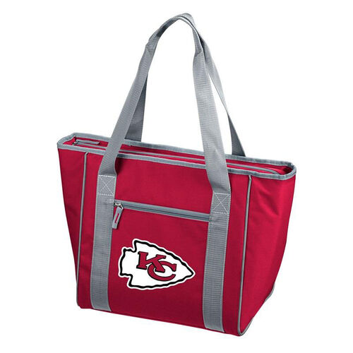 Our Kansas City Chiefs Team Logo 30 Can Cooler is on sale now.