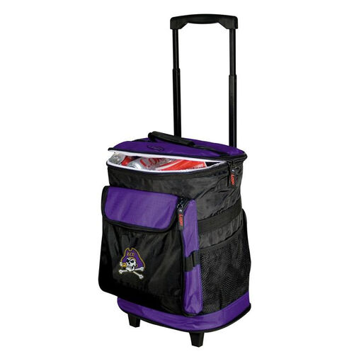 Our East Carolina University Team Logo Rolling Cooler is on sale now.