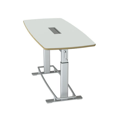 Our Focal™ Confluence Table 6 - Glacier White is on sale now.