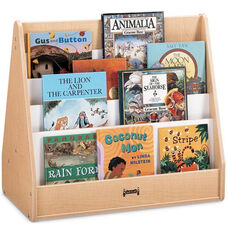 MapleWave™ Pick-A-Book 1-Sided Book Stand