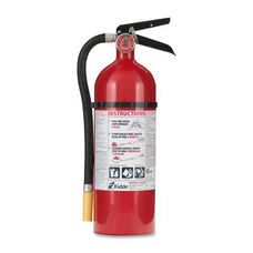 Kidde Fire And Safety Pro 5 Fire Extinguisher