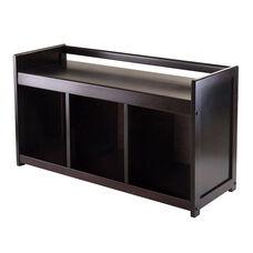 Addison Storage Bench with 3 Sections