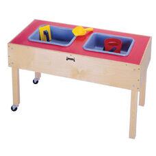 2 Tub Sand-n-Water Table