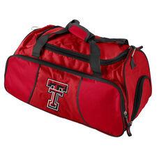 Texas Tech University Team Logo Athletic Duffel