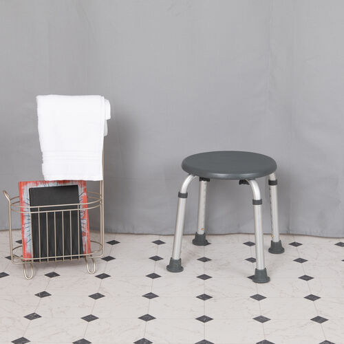Our HERCULES Series Tool-Free and Quick Assembly, 300 Lb. Capacity, Adjustable Bath & Shower Stool is on sale now.