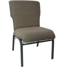 Advantage Jute Discount Church Chair - 21 in. Wide