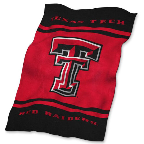 Our Texas Tech University Team Logo Ultra Soft Blanket is on sale now.
