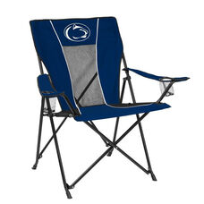 Penn State University Team Logo Game Time Folding Chair