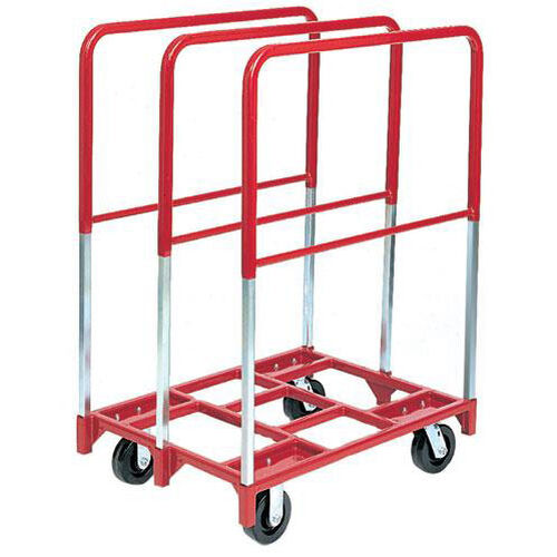 Our Steel Frame Panel Mover with Extra Tall Uprights and 6