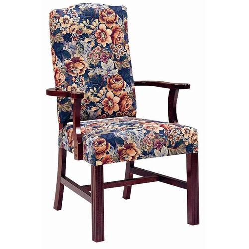 Our 5035 Arm Chair w/ Upholstered Back & Webbed Seat - Grade 1 is on sale now.