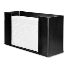 Genuine Joe Paper Towel Dispenser - Black