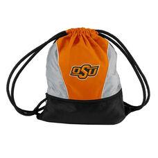 Oklahoma State University Team Logo Spring Drawstring Backsack