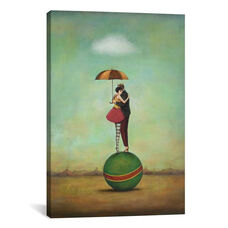 Circus Romance by Duy Huynh Gallery Wrapped Canvas Artwork
