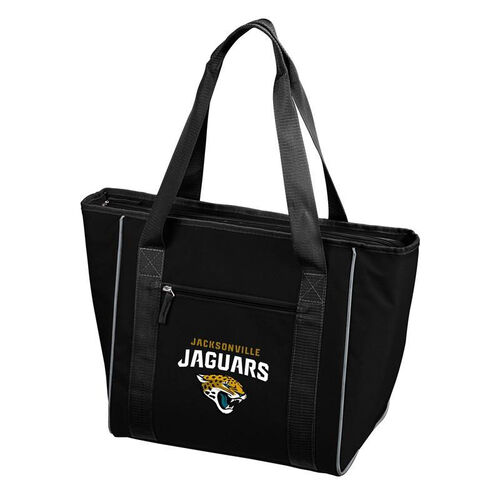 Jacksonville Jaguars Team Logo 30 Can Cooler