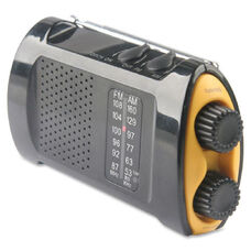 Acme United Corporation Portable Am/Fmtv Crank Radio