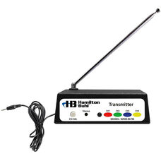 Black Quad Channel Bluetooth Enabled 900 Series Transmitter with On/Off/Battery Switch and Expandable Antenna - 9
