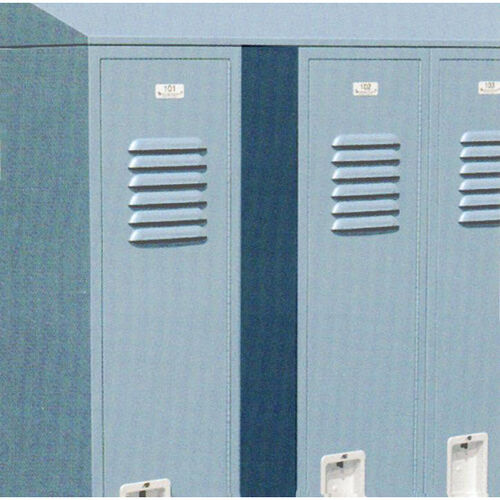 Our Powder Coated Steel Vertical Filler for Lockers is on sale now.