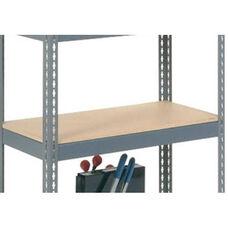 Additional Wood Deck For Rivet Lock Shelving - 36