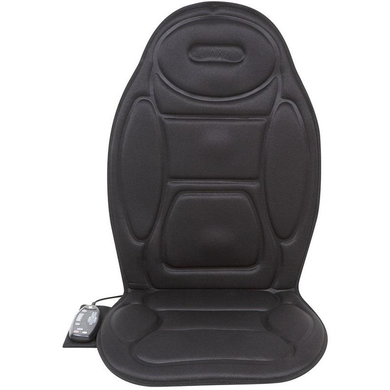 ... Our Relaxzen 5 Motor Massage Seat Cushion With Heat   Black Is On Sale  Now ...