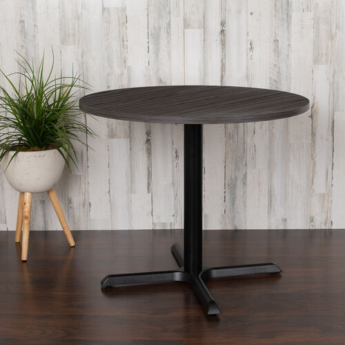 """36"""" Round Multi-Purpose Conference Table - Meeting Table for Office"""